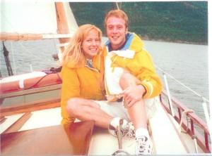 Honeymoon in Orcas Island off the coast of Seattle