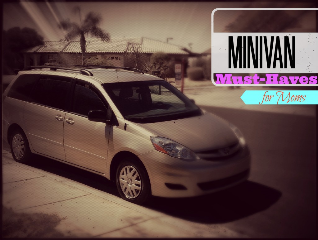 Minivan Must-haves