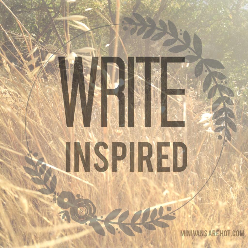 writeinspired