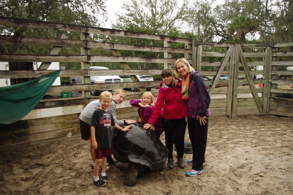 One of our favorite experiences at the Zoo when a friend took us behind the scenes and let us play with this fella.